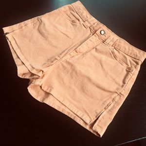 American Apparel shorts. 26/27